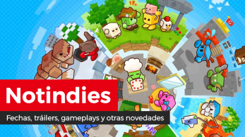 Novedades indies: AI: The Somnium Files, Coffee Talk, Northgard, Risk of Rain 2, Bustafellows, Cube Creator X, Woven, Beast Quest, Biolab Wars, Blindy, Perils of Baking, Raining Blobs, REKT!, Ships y más