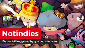 Novedades indies: Heroland, Zumba: Burn It Up!, Gunvolt Chronicles: Luminous Avenger iX, Ise Shima Mystery, The Red Lantern, WorldNeverland, Bakutsuri Hunters, Bee Simulator, Fromto, Genso Manege, Woven, Raining Blobs y más