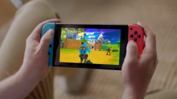 Nuevo vídeo promocional familiar de Nintendo Switch