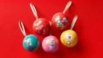 [Act.] Nintendo Tokyo regalará estas bolas de navidad si gastáis lo suficiente en la tienda