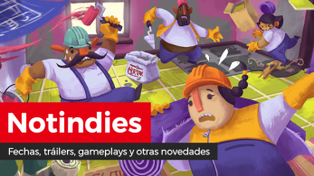 Novedades indies: Tools Up!, Bee Simulator, Spintires, Stranded Sails, The Legend of Dark Witch, Children of Morta, Farmer's Dynasty, Munchkin: Quacked Quest, Shovel Knight Showdown, Zumba Burn it Up!, Decay of Logos y más