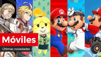 Novedades para móviles en Fire Emblem Heroes, Animal Crossing: Pocket Camp, Dragalia Lost, Super Mario Run, Dr. Mario World y Mario Kart Tour