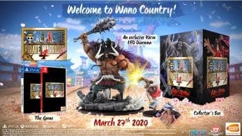 Una Edición Coleccionista de One Piece: Pirate Warriors 4 es anunciada para Europa