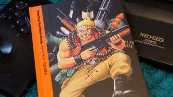 Echa un vistazo a Metal Slug: The Ultimate History, el libro oficial de Metal Slug