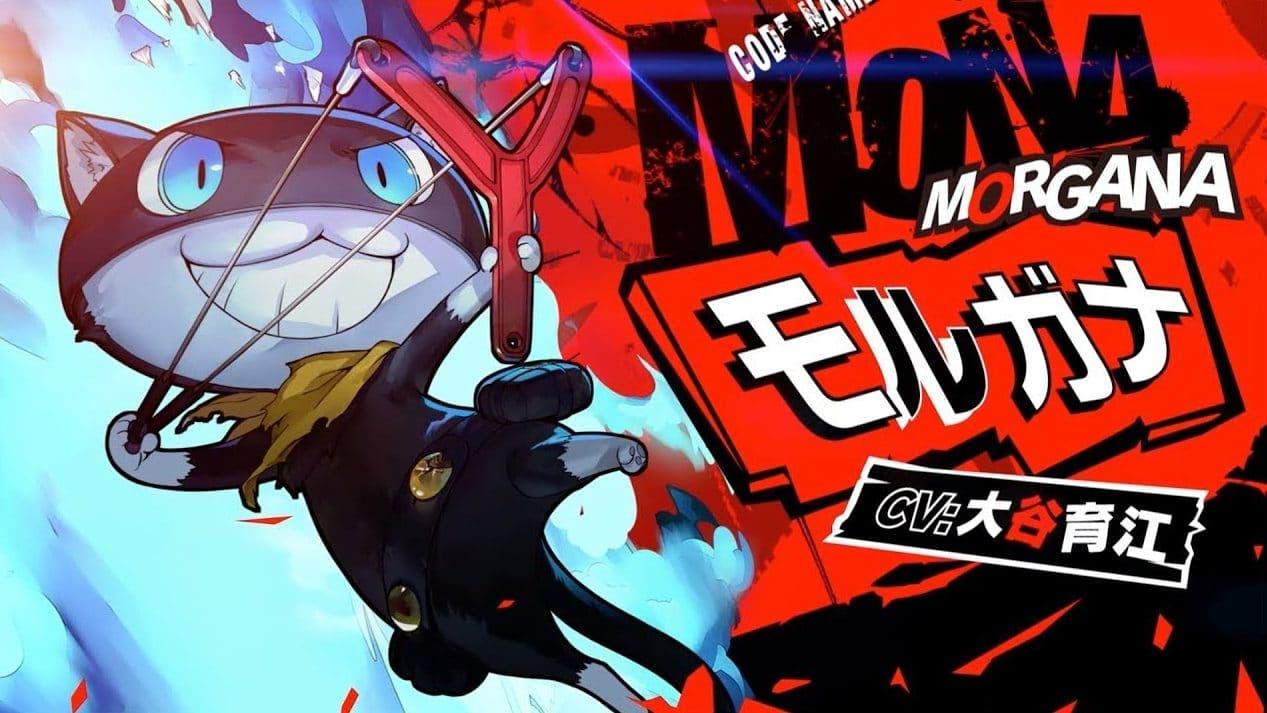 Echad un vistazo al nuevo tráiler de Persona 5 Scramble: The Phantom Strikers centrado en Morgana