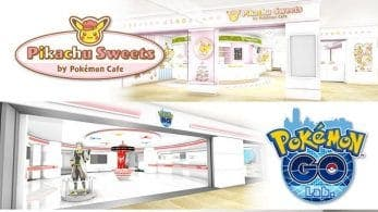 [Act.] Center Mega Tokyo se expande para incluir Pokémon GO Lab, Pikachu Sweets y más