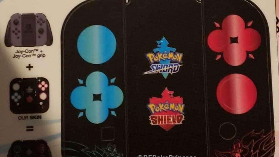 La guía estratégica de Pokémon Espada y Escudo incluye pegatinas para los Joy-Con, marcapáginas y un mapa de la región de Galar