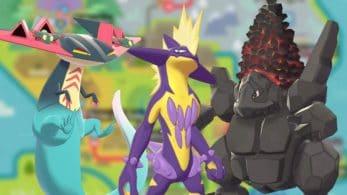Se revelan los Pokémon más utilizados en el inicio del competitivo en Pokémon Espada y Escudo