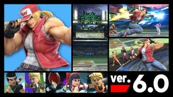 [Act.] Ya disponible la actualización 6.0 de Super Smash Bros. Ultimate