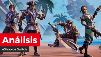 [Análisis] Dauntless para Nintendo Switch