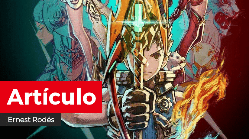 Cortísimo metraje: ¿Dónde estaba Xenoblade Chronicles 2 en los Game Awards 2018?