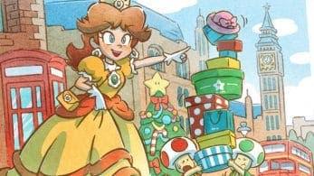 Nintendo comparte esta imagen para festejar la llegada del tour de Londres a Mario Kart Tour