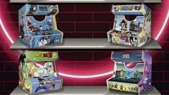 Las Arcade Mini, unas máquinas recreativas en miniatura ideales para Nintendo Switch, ya están disponibles en las tiendas