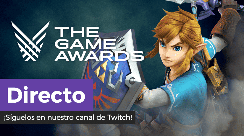 ¡Sigue aquí en directo los Game Awards 2019!