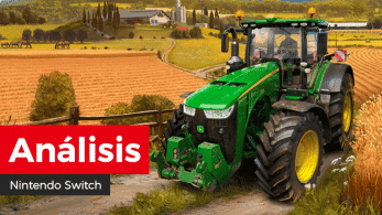[Análisis] Farming Simulator 20 para Nintendo Switch