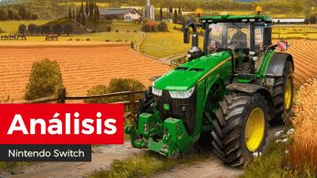 [Análisis] Farming Simulator 20 para Nintendo Switch
