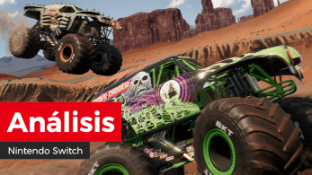 [Análisis] Monster Jam Steel Titans para Nintendo Switch