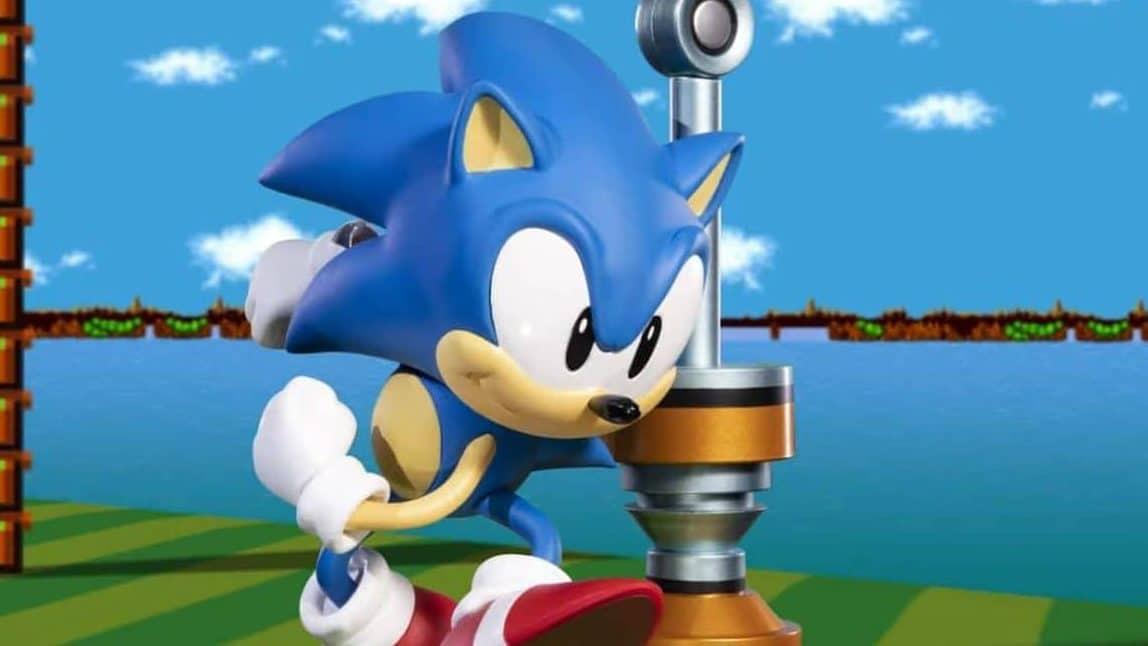 First 4 Figures comparte vídeos de sus estatuas de Shiranui, de la saga Okami, y Sonic the Hedgehog