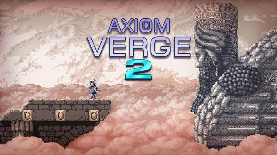 Axiom Verge 2 está de camino a Nintendo Switch: disponible en otoño de 2020