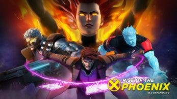 [Act.] Marvel Ultimate Alliance 3: The Back Order se actualiza a la versión 3.0.0: DLC Pack 2 – X-Men Rise of the Phoenix ya disponible