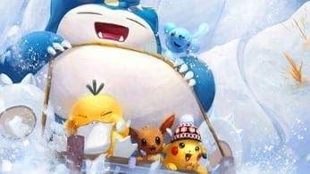 Pokémon GO se está actualizando con esta adorable pantalla de carga y más
