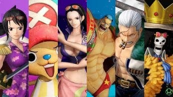 [Act.] Nuevos tráilers de personajes de One Piece: Pirate Warriors 4