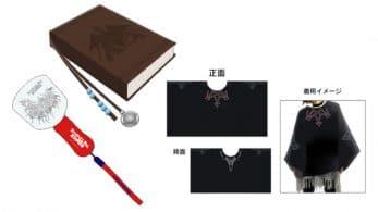 Echa un vistazo a más merchandising de la Fire Emblem Expo II