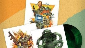 Mondo lanzará la banda sonora original de Metal Gear en vinilo