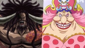 Kaido y Charlotte Linlin (Big Mom) serán jugables en One Piece: Pirate Warriors 4