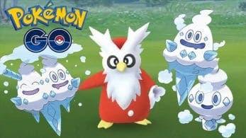 Pokémon GO: todo lo confirmado para navidades y nuevos rumores