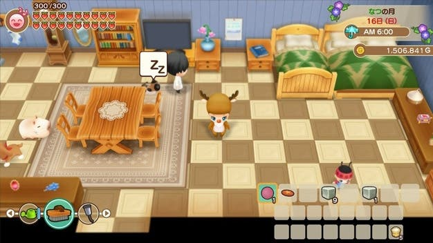 [Act.] Story of Seasons: Friends of Mineral Town se actualiza a la versión 1.1.2
