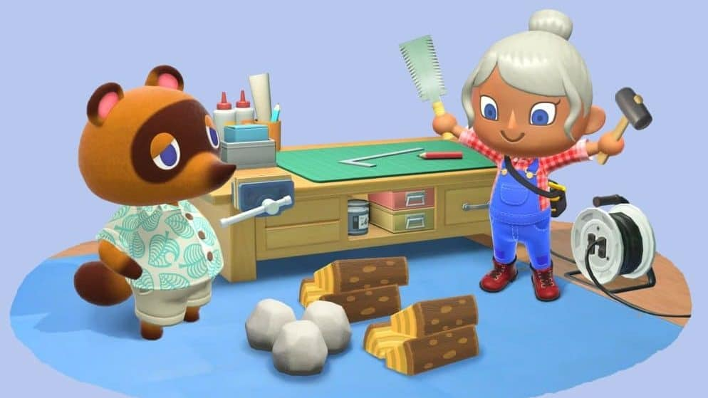 Esta web conecta jugadores de Animal Crossing: New Horizons para realizar intercambios