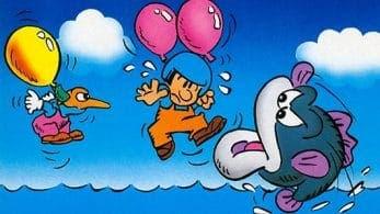 [Act.] Arcade Archives Balloon Fight llega a Nintendo Switch el 27 de diciembre