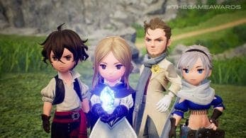 Anunciado Bravely Default II para Nintendo Switch