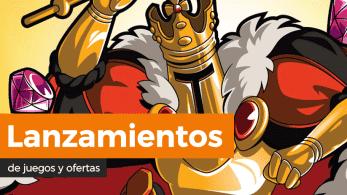 Lanzamientos de juegos y ofertas de la semana en la eShop de Nintendo (5/12/19, Europa y América)