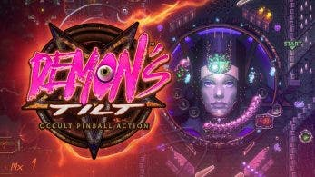 Demon's Tilt está de camino a Nintendo Switch