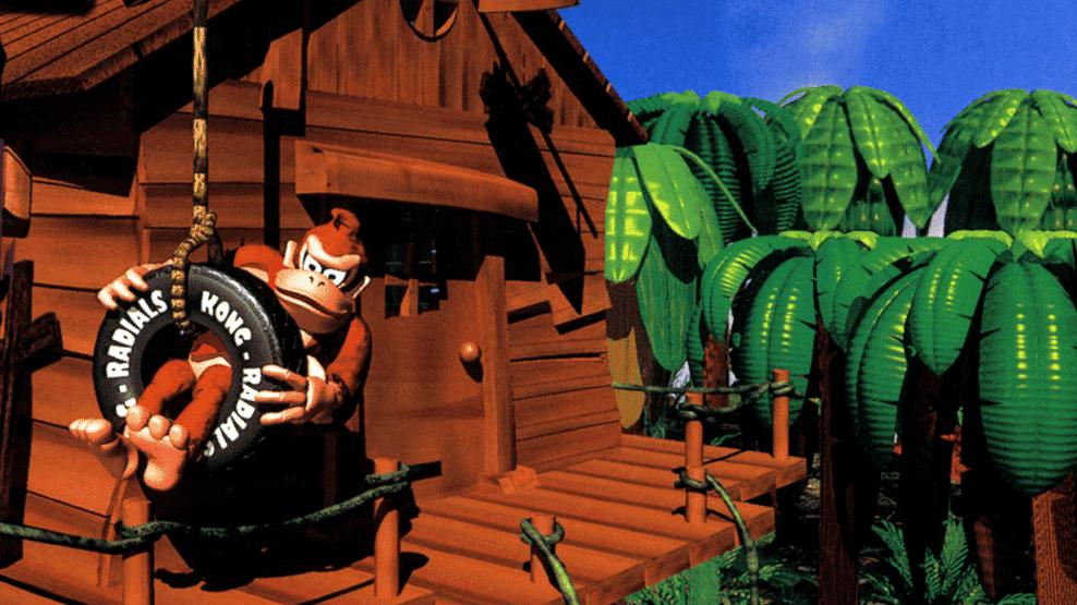 Toda la banda sonora de Donkey Kong Country ha sido remasterizada a la calidad de estudio original