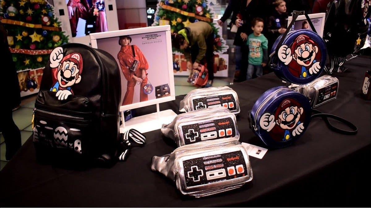 Nintendo NY celebra el lanzamiento de la línea de merchandise Danielle Nicole x Nintendo