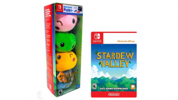 Anunciado un nuevo pack de Stardew Valley para Nintendo Switch + peluches