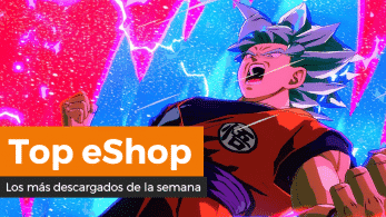 Dragon Ball FighterZ ha sido lo más descargado de la semana en la eShop de Nintendo Switch (7/12/19)