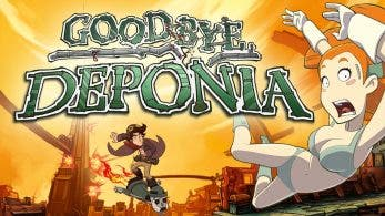 [Act.] Goodbye Deponia y Deponia Doomsday llegan por sorpresa a Nintendo Switch