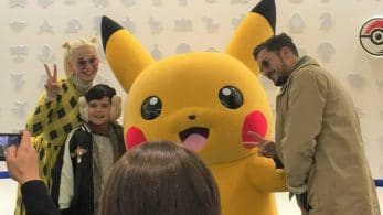 Katy Perry y Orlando Bloom visitan el Pokémon Cafe de Tokio