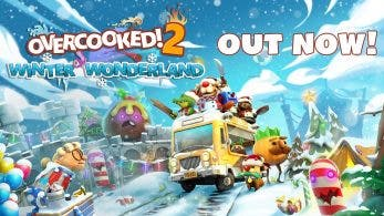 Overcooked! 2 y A Robot Named Fight! se actualizan con novedades en Nintendo Switch