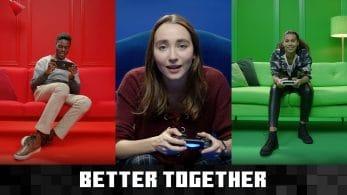 Los jugadores de Minecraft en Nintendo Switch podrán jugar con los de PS4 a partir del 10 de diciembre