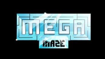 Mega Maze está disponible de forma gratuita en la eShop de Wii U en Norteamérica