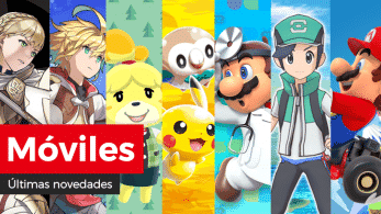Novedades para móviles en Fire Emblem Heroes, Dragalia Lost, Animal Crossing: Pocket Camp, Pokémon Rumble Rush, Dr. Mario World, Pokémon Masters y Mario Kart Tour
