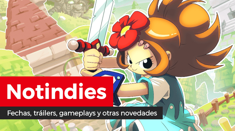 Novedades indies: Dezatopia, DreamBall, Blaster Master Zero 2, Blossom Tales, Labyrinth of the Witch y más