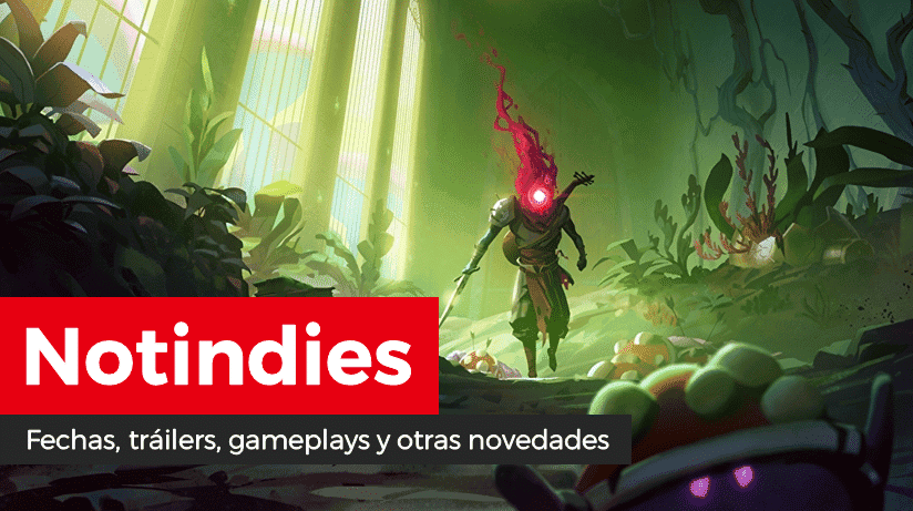 Novedades indies: Ciel Fledge, Roll'd, AeternoBlade II, Dead Cells, Wonder Boy: The Dragon's Trap y más