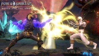 Power Rangers: Battle for the Grid recibe a Dai Shi y la versión 1.6.2