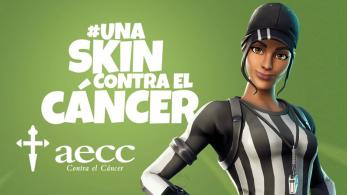 La AECC pide a Fortnite una skin para la lucha contra el cáncer: conoce cómo colaborar
